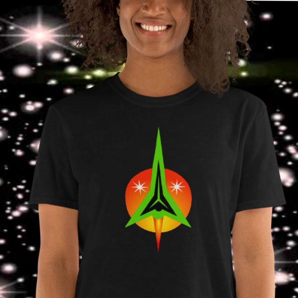Astro Star Gazer Tshirt by Mrugacz.